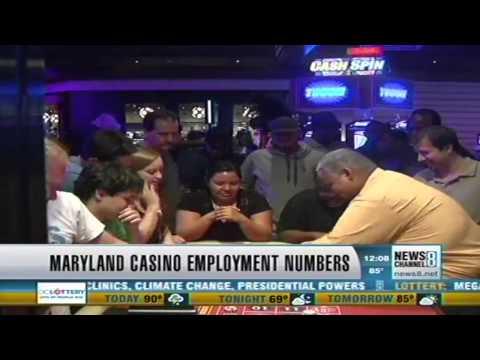 ABC Washington: Maryland casinos employ 3,200 people, pay them $125M