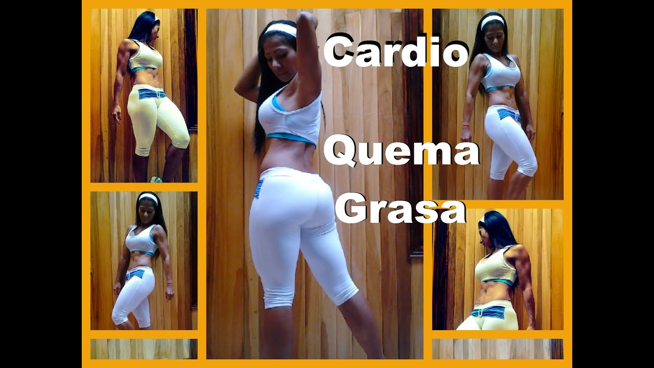 Circuito Quema Grasa : Cardio quema grasa entrenamiento piramidal rutina
