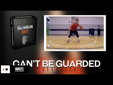 Can't Be Guarded Reloaded Sales Video | I Love Basketball Training
