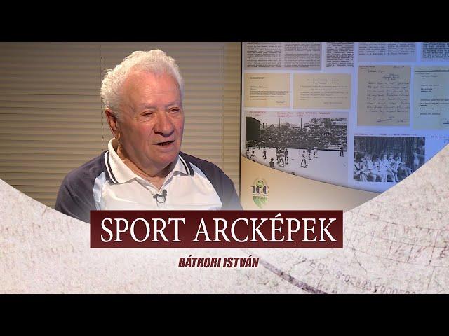 SPORT ARCKÉPEK - BÁTHORI ISTVÁN