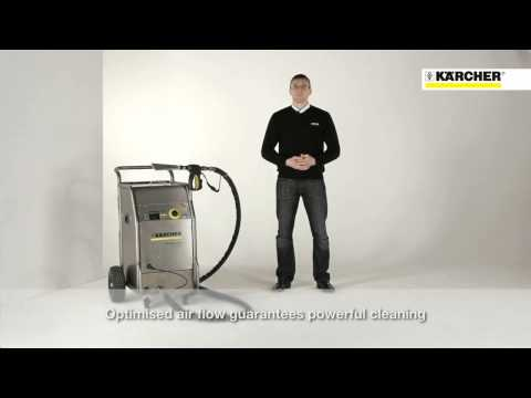 Kärcher IB 15/120 - Dry Ice Cleaner