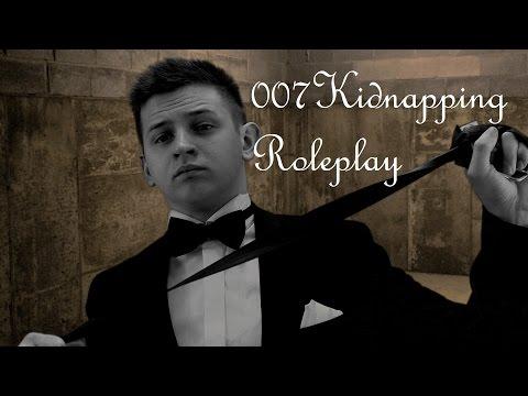 James Bond Kidnapping RolePlay | 007 ASMR