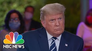 'We Did The Right Thing': Trump Defends Coronavirus Response   NBC News