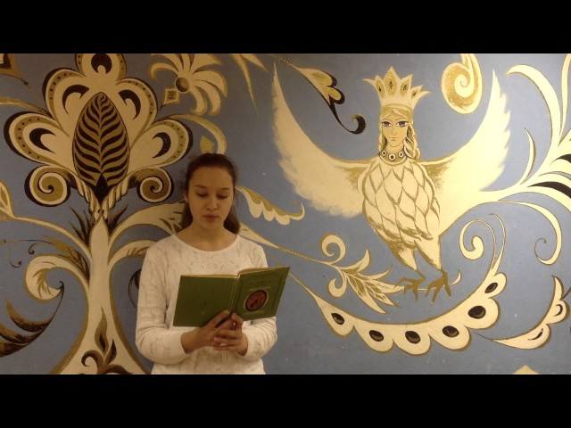 Изображение предпросмотра прочтения – ВалерияМостовая читает произведение «Осёл и Соловей» И.А.Крылова