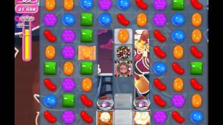 Candy Crush Level 1489 (no boosters, 3 stars, 25 moves left)