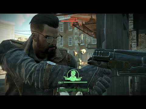 Let's Play Fallout 4 EP2 -