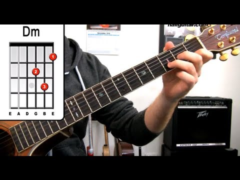 How to play ‪The Gambler - Kenny Rogers - Acoustic guitar song tutorial - Easy lesson‬s pt2