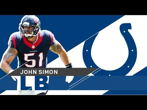 John Simon Welcome to the Colts 2017