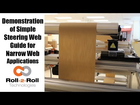 Demonstration of Simple Steering Web Guide for Narrow Web Applications