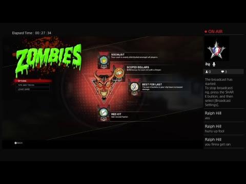 JayHawkFan816's Live PS4 Broadcast