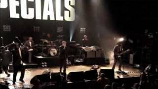 The Specials Live !!!!!   Do The Dog