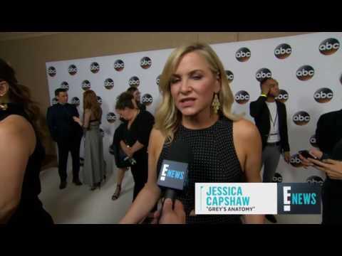 Grey's Anatomy's Jessica Capshaw talks about Season 14