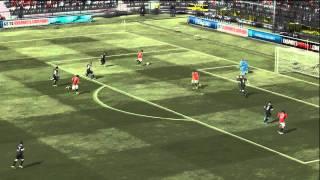 Fifa 12 Neymar Amazing Goal!