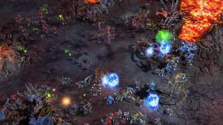 StarCraft 2 Zerg unit trailer