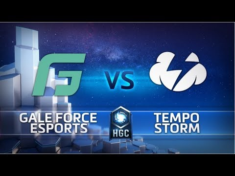 HGC NA – Phase 1 Week 5 - Tempo Storm v Gale Force Esports - Game 1