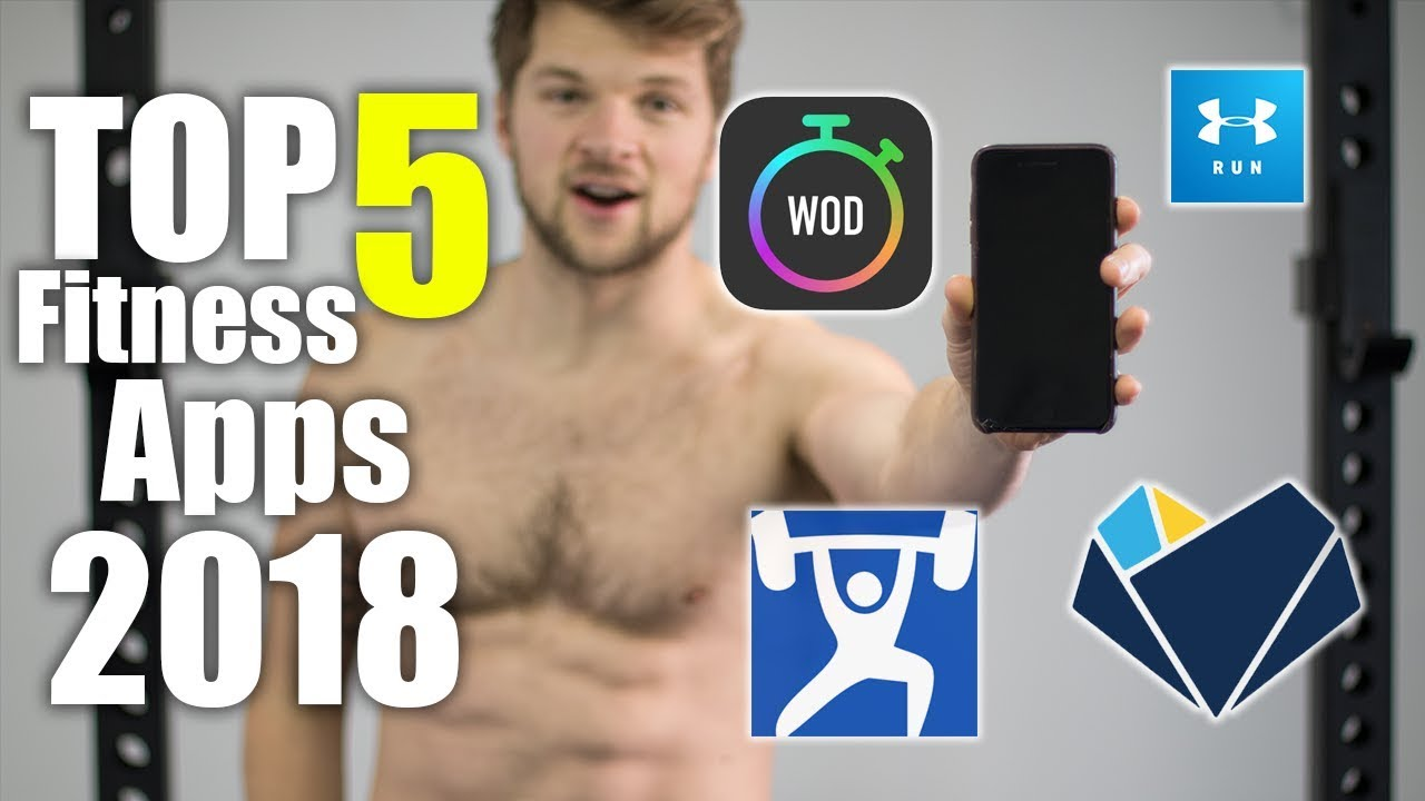 69b7a08f3eb Top 5 BEST Fitness Apps 2018! - YouTube