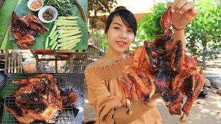Yummy roast chicken recipe - Cooking skill