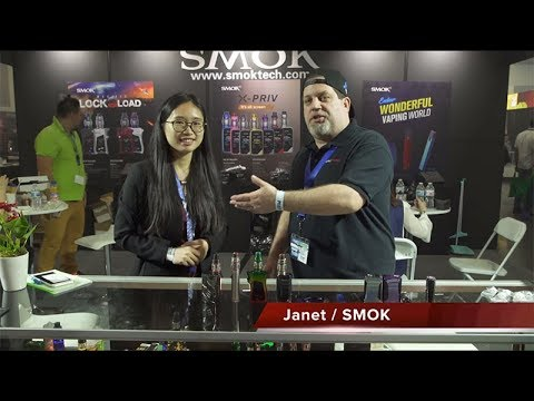 ECC Ontario 2018 – Overview of the Latest Products from Smok