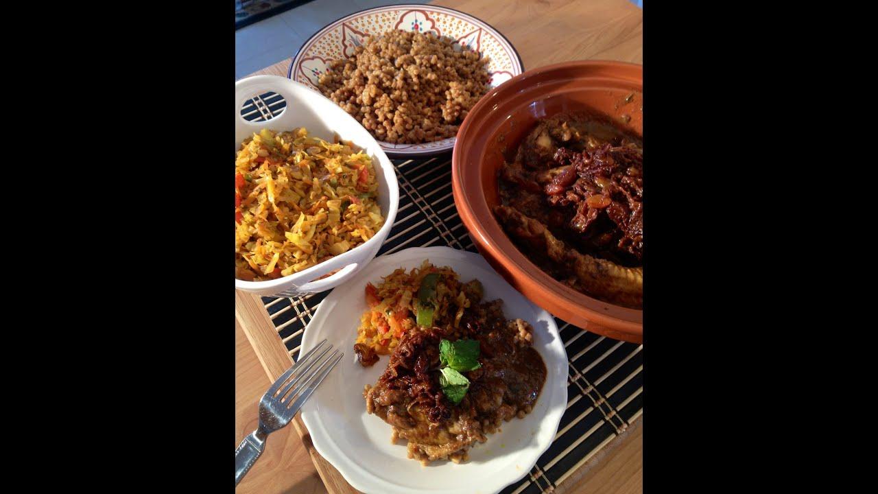 Kenya meets morocco kenyan chicken curry kenyan sauteed cabbage youtube premium forumfinder Images