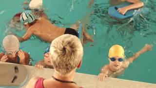 Обучение плаванию   Спортивный клуб Азарт