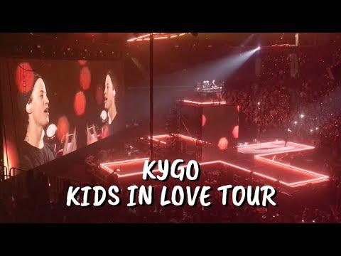 VLOG: KYGO KIDS IN LOVE TOUR 2018