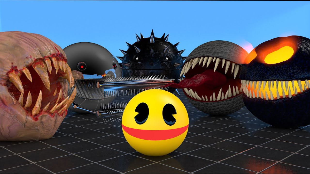 Pacman vs Monsters [Glitches]