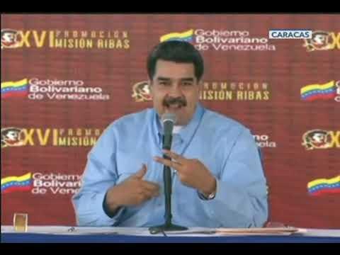 Maduro desmiente a Jaime Bayly sobre supuesta huida de Cilia Flores a Punta Cana