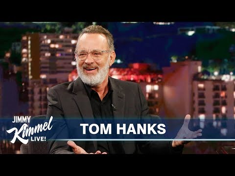 Tom Hanks on Becoming Mister Rogers
