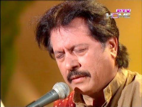 Dil Lagaya Tha Dil Lagi Ke Liye live by Attaullah Khan Esakhelvi