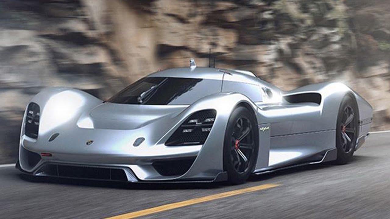 Porsche 908 04 Vision Gt 2020 Youtube
