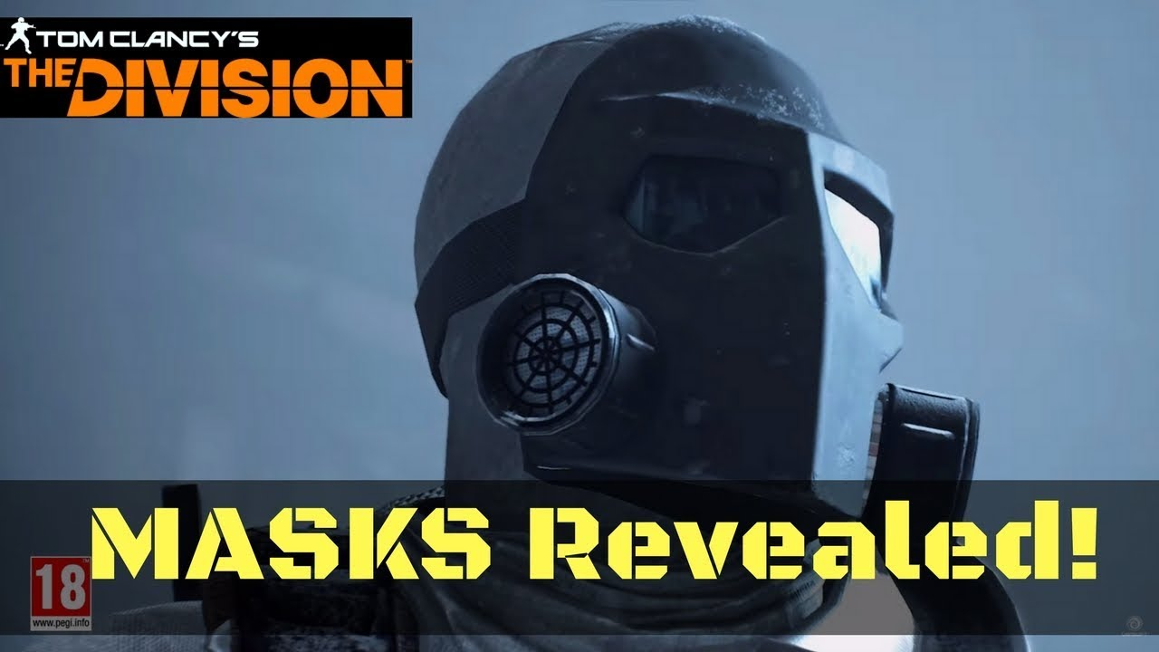 the division masks how to get