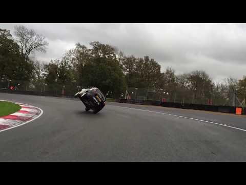 Terry Grant, 2 Wheel Lap in a Nissan Juke - Modified Live 2014 (Brands Hatch)