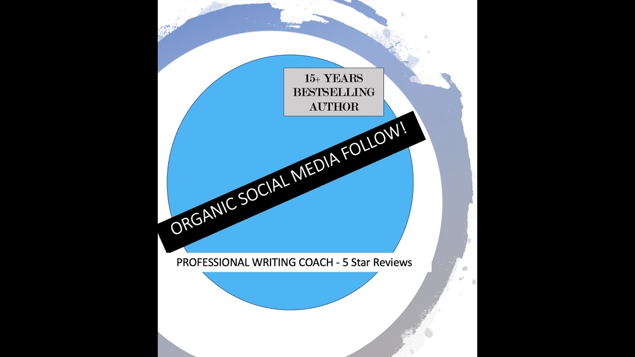 Everything An Author Needs to Know about Social Media