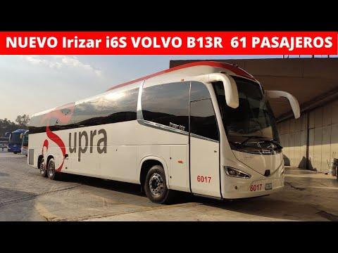 Irizar I6s VOLVO B13R De SUPRA Para 61 Pasajeros