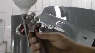 Краскопульт DeVilbiss GTi Pro ТТ1(, 2012-10-23T19:55:45.000Z)