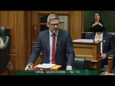 Question 10 - Hon Scott Simpson to the Minister for Workplace Relations and Safety