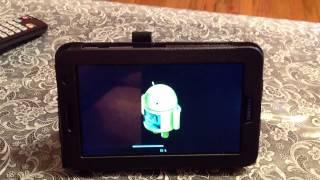 Jellybean update for galaxy tab 2 7 inch!