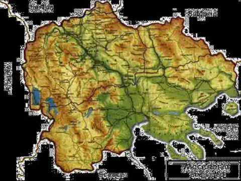 Macedonia Maps Youtube