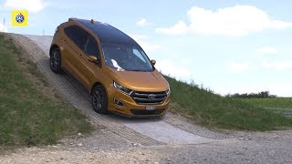 Ford Edge 2.0 Sport - Autotest
