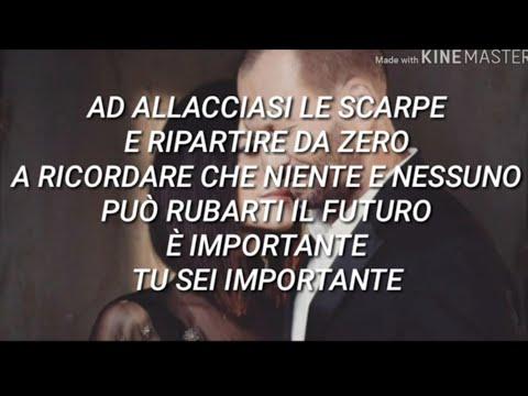 Laura Pausini - Il Coraggio Di Andare feat. Biagio Antonacci (Testo con Audio e Lyrics Video Letra)