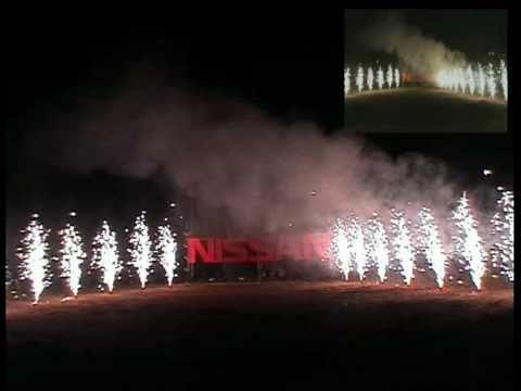 Открытие автоцентра Nissan, г.Симферополь