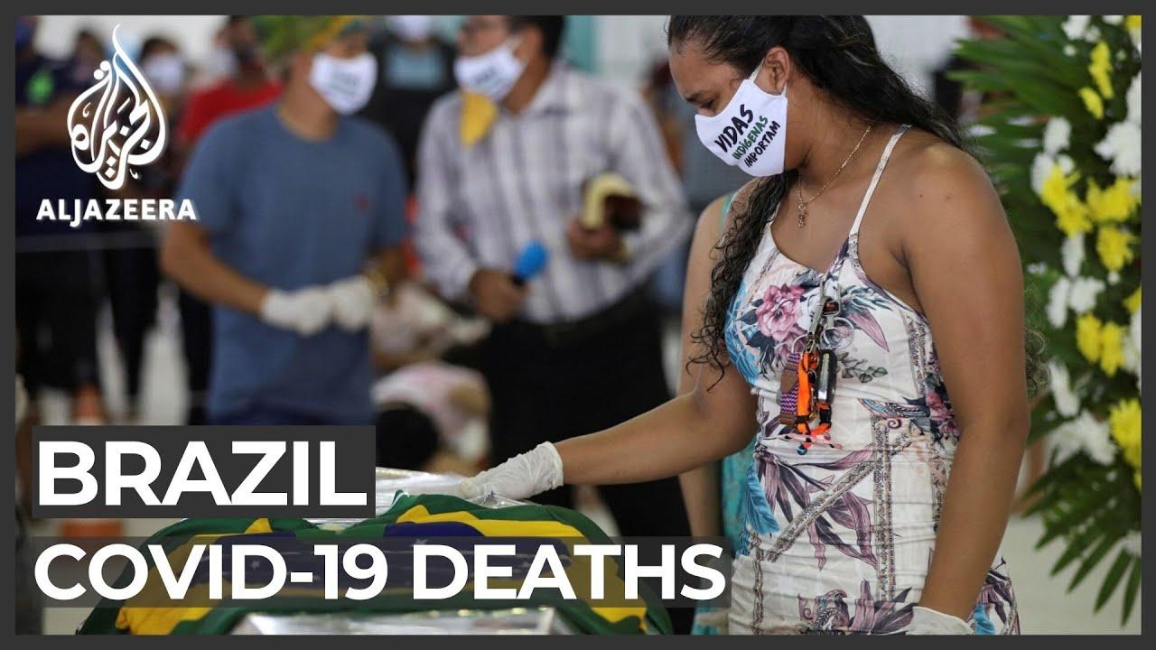 Image result for brazil coronavirus
