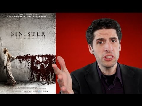 Sinister movie review