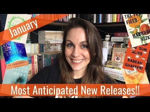 Most Anticipated Reads | January 2019 | Kendra Winchester