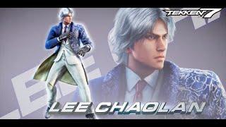 [Gamescom 2016] Lee Chaolan confirmado en Tekken 7