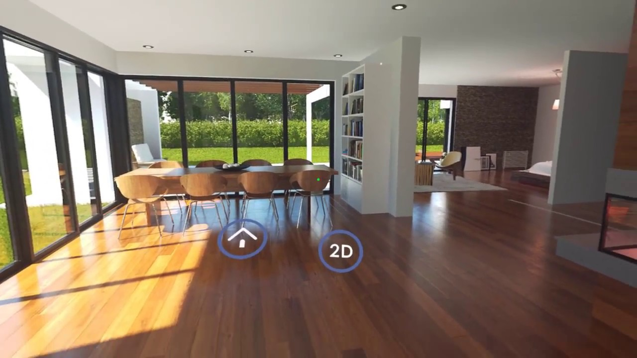 virtual house gear vr google cardboard youtube