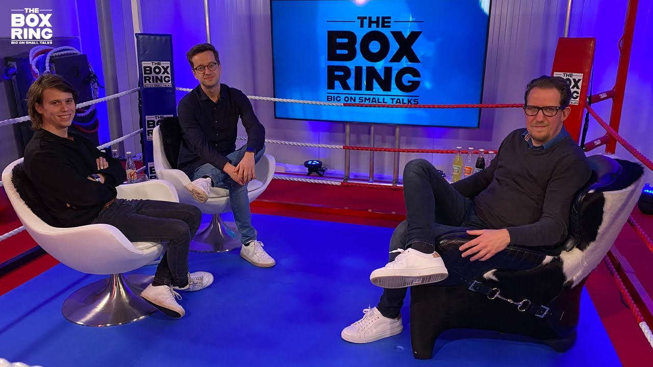 The Boxring met Sam Hendrickx - Michiel Vandendriessche