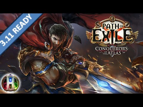 Path of Exile 3.11 - Cyclone Build - Slayer Duelist - PoE Harvest - PoE 3.11