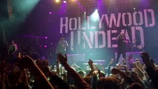 Hollywood Undead в Воронеже 6.03.2018