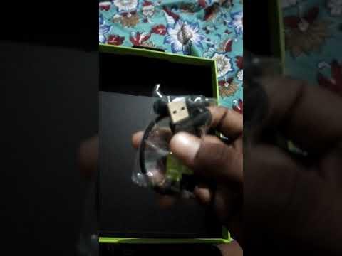 de8fc500df9 UNBOXING the oraimo OEB-E54D Bluetooth headphones - YouTube